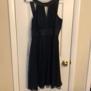 Black dress great for weddings
